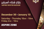 Aspire Winter Bazaar