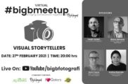 Virtual Big B Meet Up Visual Storytellers