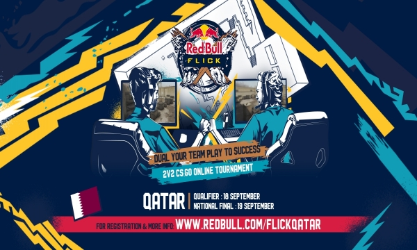 Red Bull Flick Qatar 2020