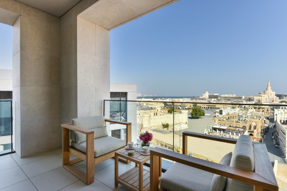 Staycation offer at Al Wadi Doha